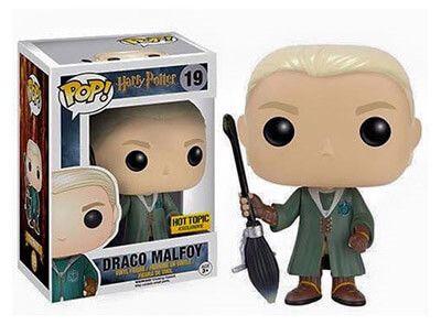 19 Quidditch Draco Malfoy Funko Pop