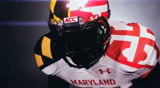 Get Up Close And Personal With Maryland's Ugly Uniforms