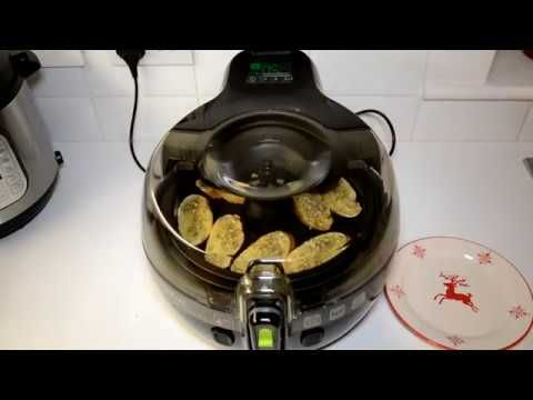 Tefal Actifry 2 In 1 Garlic Bread Youtube In 2020 Garlic Bread Cooking Time Tefal Actifry