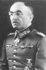 Generalleutnant Franz Landgraf (16 July 1888 – 19 April 1944) Knight's Cross of the Iron Cross on 16 June 1940 as Oberst and commander of 4. Panzer-Brigade