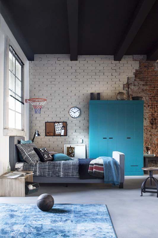 Interieur kids 10x tienerkamer inspiratie stijlvol styling woonblog - Bijvoorbeeld tienerkamer ...