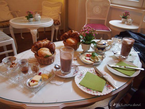 Frühstück im Miss Päpki in Köln
