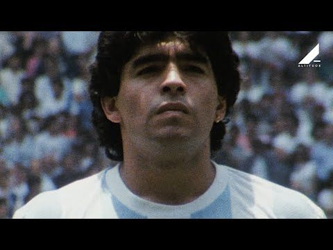 Diego Maradona Official Trailer In Cinemas June 14 Youtube Diego Maradona Movies Online Documentaries
