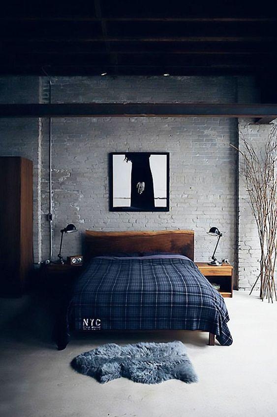 13x inspiratie voor de ultieme mannelijke slaapkamer - Roomed