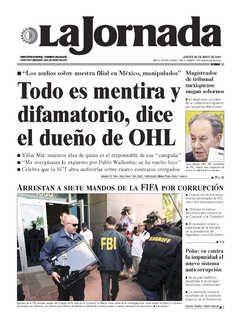 """Reitera CNTE su intención de """"boicotear"""" elecciones del 7 de junio — La Jornada"""