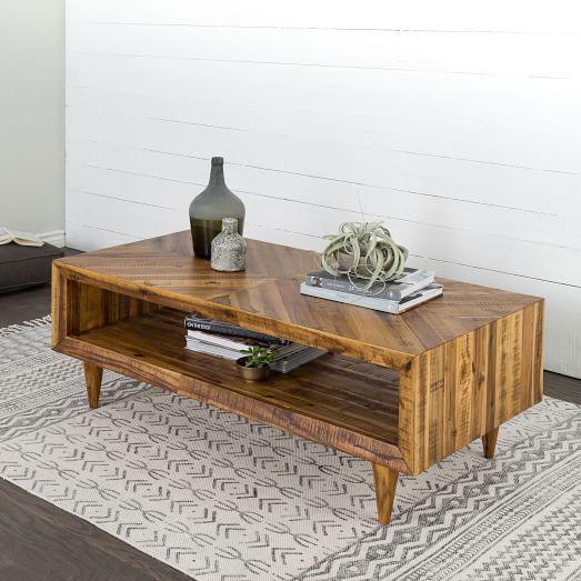 Alexa Reclaimed Wood Coffee Table Coffee Table Wood Coffee Table Reclaimed Wood Coffee Table