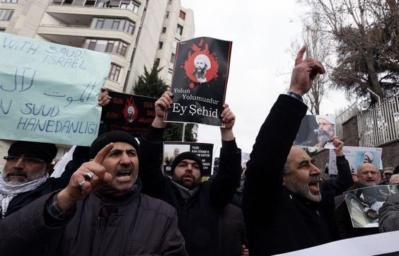 זעלטענע פראטעסטן קעגן דעם רעזשים אין איראן