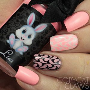 Esmaltes da Kelly- Animals- Lisa