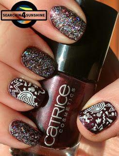 Searchin 4 Sunshine: [Nails] LilaLauneLack mit CATRICE 59 First Class Up-Grape