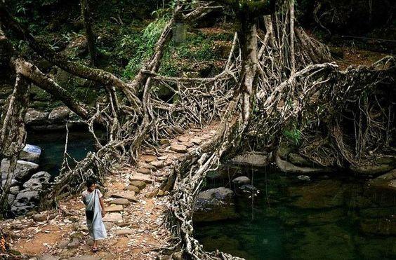 Impresionante y misterioso lugar!