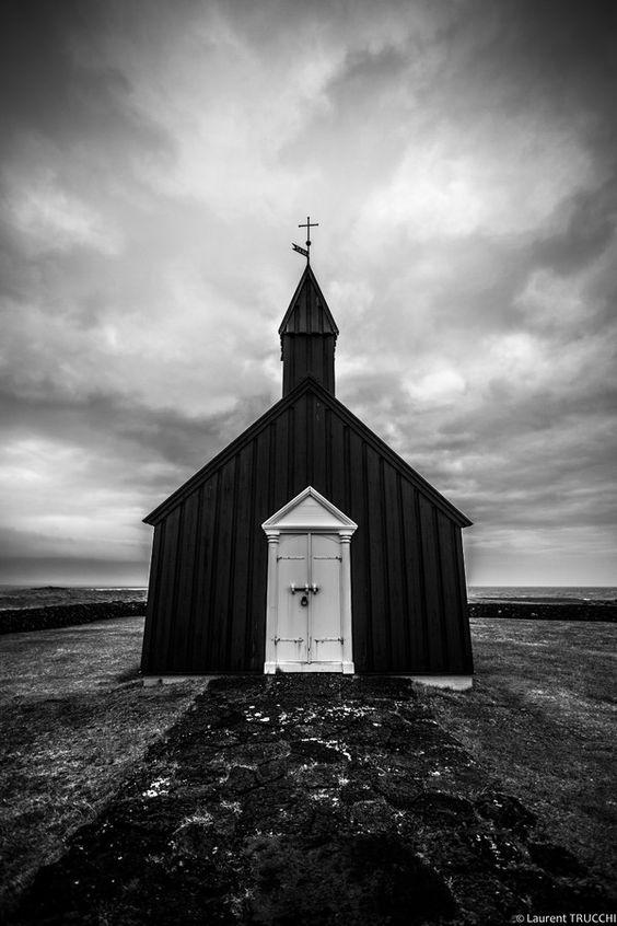 Búðakirkja by Laurent Trucchi on 500px