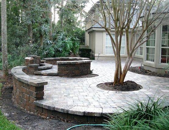 Best Landscape Company Near Me Great Reviews Best Price In 2020 Backyard Patio Brick Paver Patio Patio Pavers Design