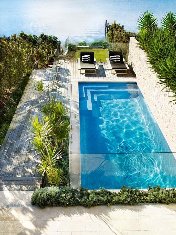 Coolest Plunge Pool Ideas For Your Backyard Pool Landscaping