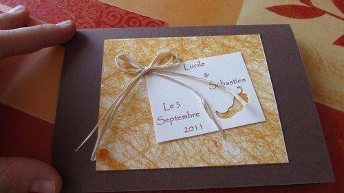 mariage thème épices (orange-ivoire-chocolat)  thème les épices ...
