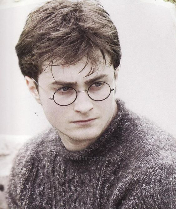 Harry James Potter in the Deathly Hallows part 1 | Fangirl ...