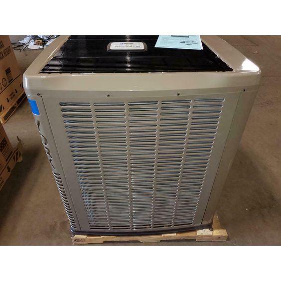 York Czf04213ca 3 1 2 Ton Affinity Split System Air Conditioner 16 Seer R410a 1 230 00 In 2020 Air Conditioner Split System Air Conditioner Air