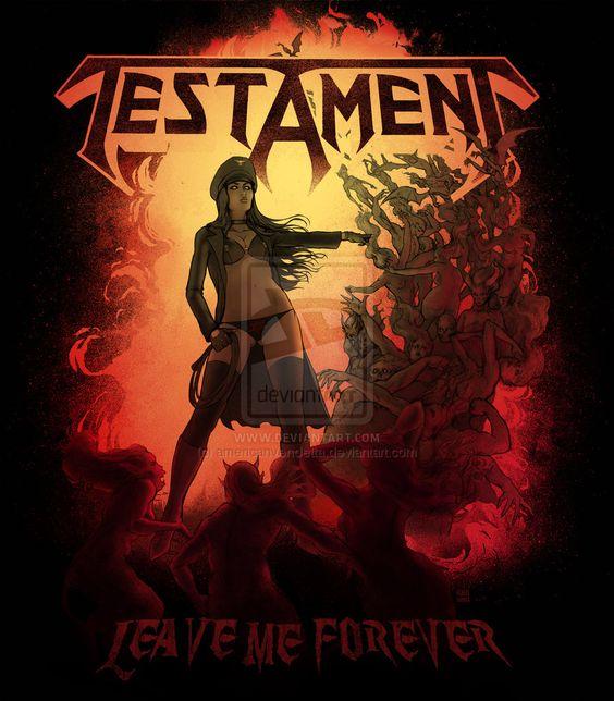 Testament - Leave me forever by americanvendetta.deviantart.com on @deviantART