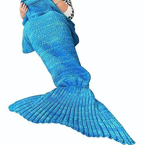 Meerjungfrau Decke, Sands Clover, handgemachte Mermaid Sc... https://www.amazon.de/dp/B01M1JHAQ8/ref=cm_sw_r_pi_dp_x_3.5cybTFENEGK