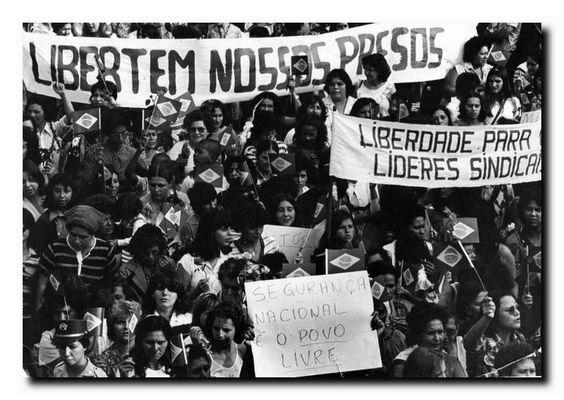 Há exatos 34 anos, Lula foi preso pelo DOPS | GGN - Grandes assembleias lideradas por Lula em São Bernardo do Campo e passeatas desafiaram a ditadura