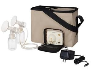 Medela Advanced Personal Double Electric Breastpump from edgepark medical supplies - supported by united healthcare