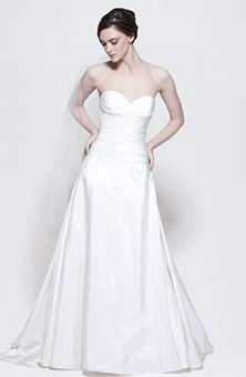 Brides Magazine: Watters Brides : Style No. 7030B Gibson : Wedding Dresses Gallery