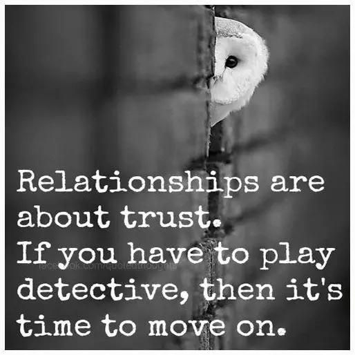 9 Quotes On Trust In A Relationship Trust Quotes Sneaky People Quotes Sneaky Quotes
