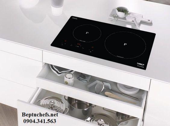 Bếp từ Chefs EH DIH32B dành cho bếp diện tích nhỏ
