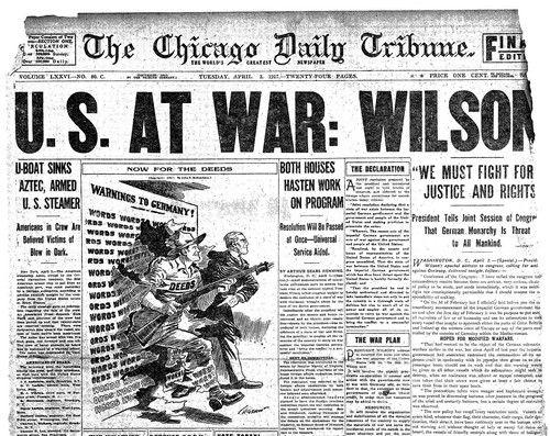 World War 1 - Coursework?