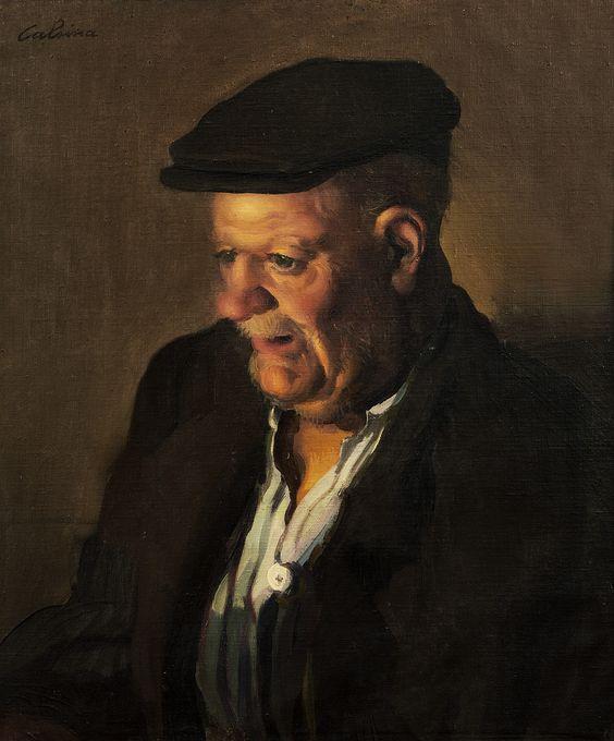 "arte ""El tio Moya"" de ramon Calsina"