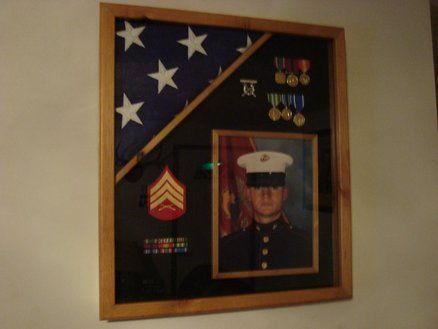 Military shadow box handy dad projects pinterest for Shadow box plans pdf