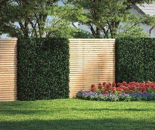 Zaun Sichtschutz Selber Bauen Obi Gartenplaner Sichtschutzzaun Der Serie Rhombus In 2020 Garden Fence Panels Garden Fence Garden