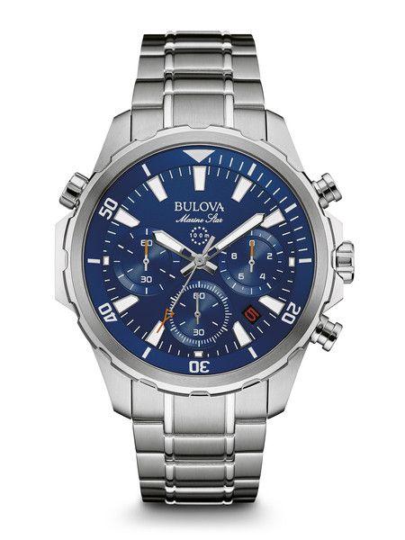 Bulova 96B256 Men's Chronograph Watch