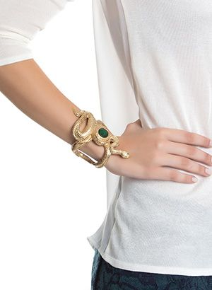 Bracelete Serpente