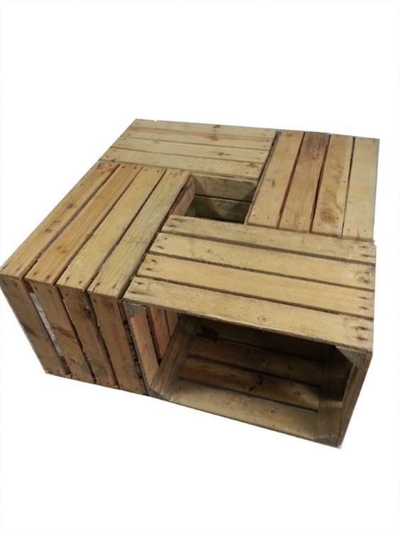 4 Stück einzelne stabile Obstkisten gebraucht Optimal für Regalbau/ Möbelbau Aufbewahrung und Dekoration  Material: Massivholz Fichte  Maße: Länge ca. 50 cm x Breite ca. 40 cm x Höhe ca. 31 cm...