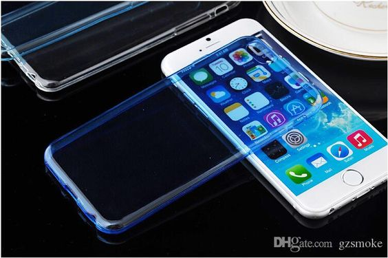 2015 Wholesale For Iphone 6 Plus Case TPU Soft Clear Transparent Gel Cover Cases For Iphone 6 4.7 5.5 Inch Online with $0.9/Piece on Gzsmoke's Store | DHgate.com