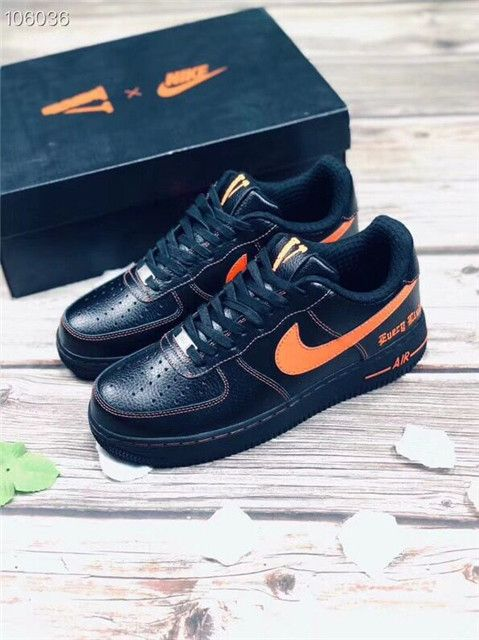 Vlone X Nike Air Force 1 Low 8 9 Clothing Co Sapatos Tenis
