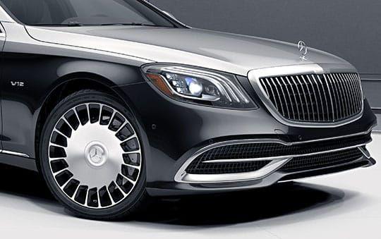 29++ Mercedes maybach luxury background