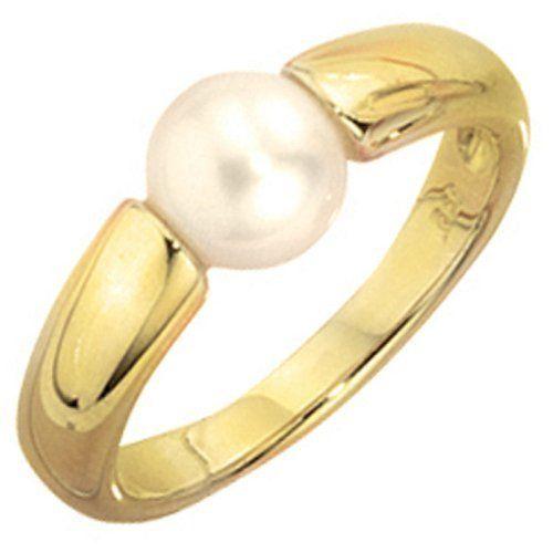 Damen-Ring 1 Süßwasser-Zuchtperle 8 Karat (333) Gelbgold 50 (15.9) Dreambase, http://www.amazon.de/dp/B00AB3VNHA/ref=cm_sw_r_pi_dp_FIijtb0P9RXN1