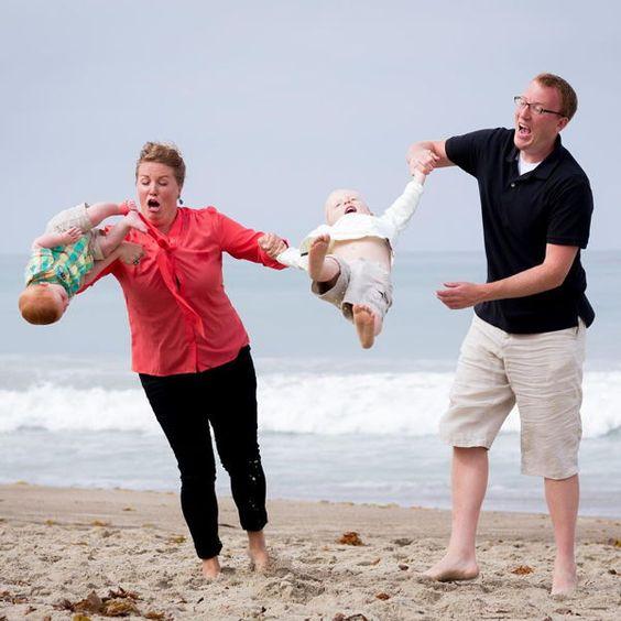 28 φοβερά μοντέρνοι γονείς που μας άφησαν άφωνους