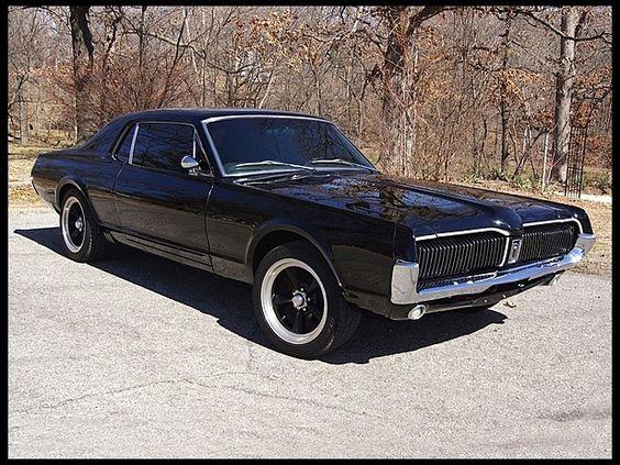 1968 Mercury Cougar Resto Mod F91 Kansas City Spring 2013