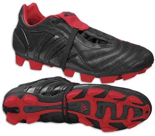 excusa Emociónate Sensación  adidas Men's Predator Pulse 2 Trx Hg ( sz. 09.5, Black/Black/Power Red ) |  Soccer shoe, Adidas men, Trx