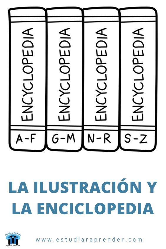 la ilustracion y la enciclopedia