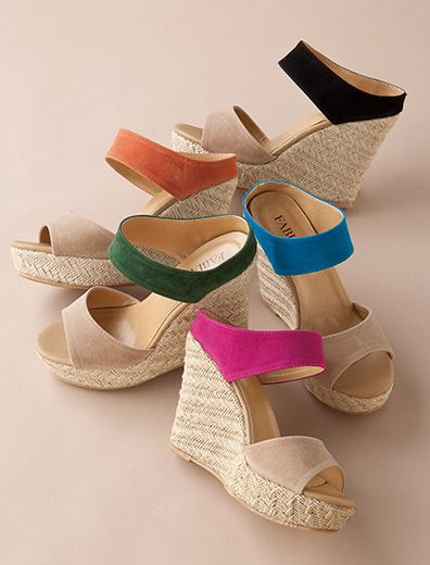 25 Casual  Wedges Sandals For College shoes womenshoes footwear shoestrends