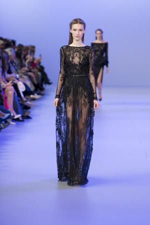 ELIE SAAB Haute Couture Spring-Summer 2014 by Teal Green