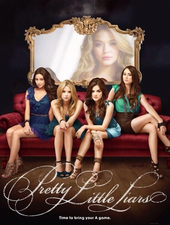 Anyone who knows me will know I am a huge pretty little liars fan, although the ending of season 5 was a bit of a cliffhanger and I have to wait until June to find out who 'Charles' (A) is.