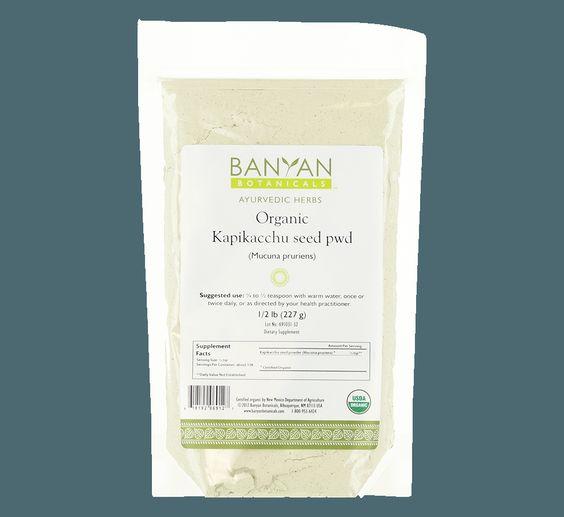 Buy Kapikacchu Online - Organic Kapikacchu powder for Sale | Banyan Botanicals
