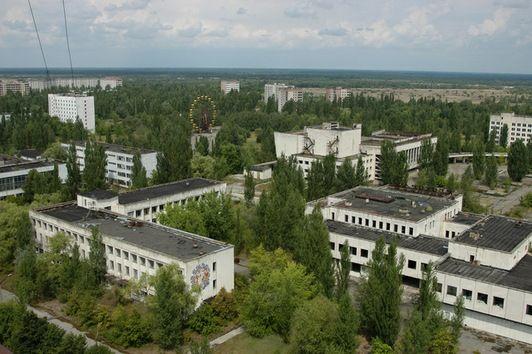 Las ciudades fantasma más peligrosas. Prípiat, Ucrania. La explosión del reactor número 4 de la planta nuclear de Chernóbil en 1986 obligó a evacuar precipitadamente Prípiat, la ciudad aledaña a la central. Algunas de sus zonas son accesibles al público. Sin embargo, un visitante siempre corre el perligro de exponerse a altas dosis de radiación. RT-© flickr.com/iaea_imagebank