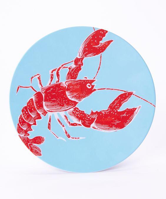 Lobster Dinner Plate