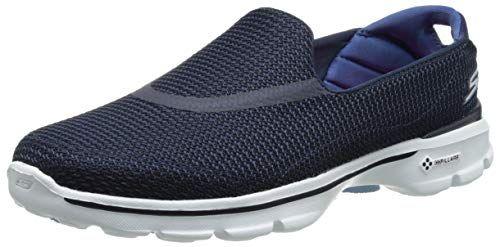 Skechers Performance Women S Go Walk 3 Slip On Walking Shoe