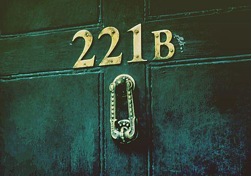 221b baker street, sherlock, sherlock holmes - inspiring picture on Favim.com: